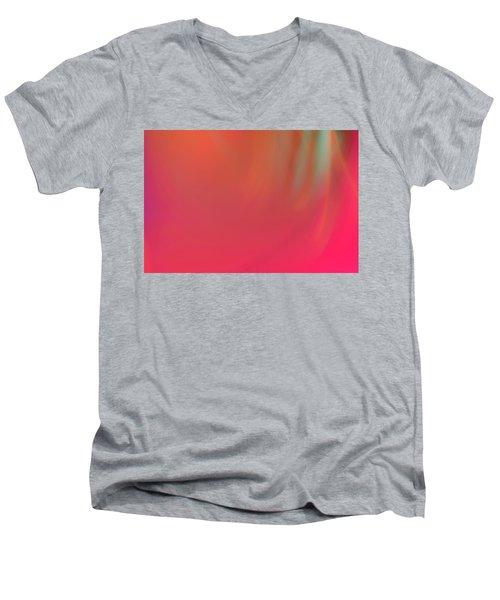 Abstract No. 16 Men's V-Neck T-Shirt