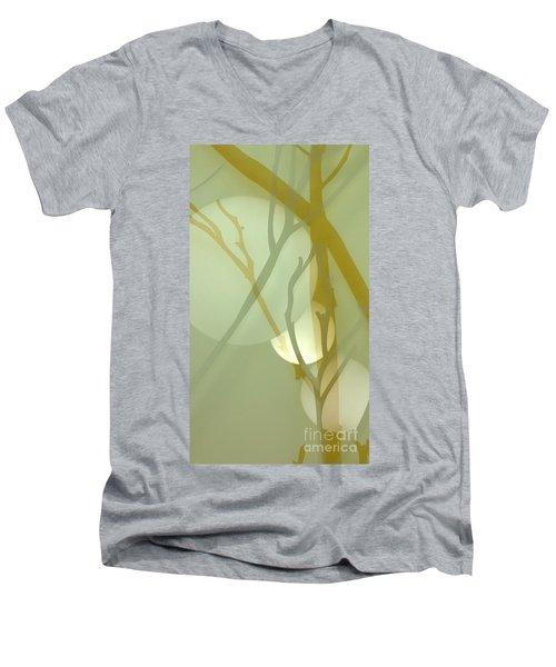 Illusions 1 Men's V-Neck T-Shirt