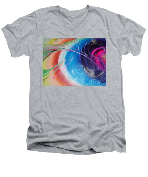 Abundance Men's V-Neck T-Shirt