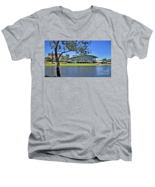 Adelaide Convention Centre Men's V-Neck T-Shirt