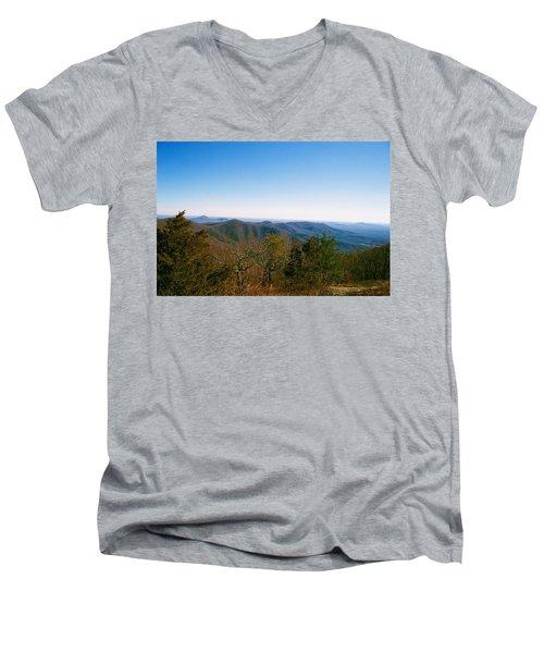 Admire Men's V-Neck T-Shirt