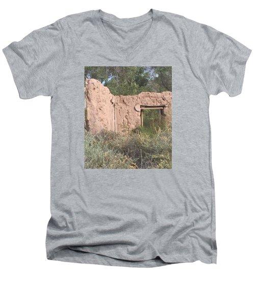 Adobe Men's V-Neck T-Shirt