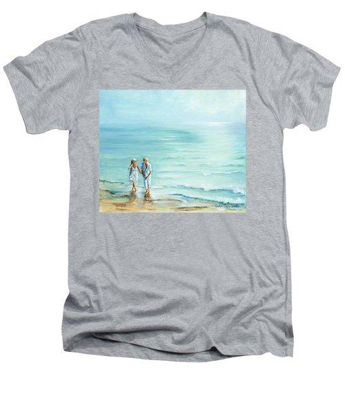 Affection Men's V-Neck T-Shirt