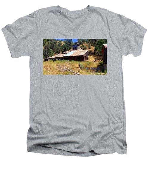 Affordable Housing 2 Men's V-Neck T-Shirt