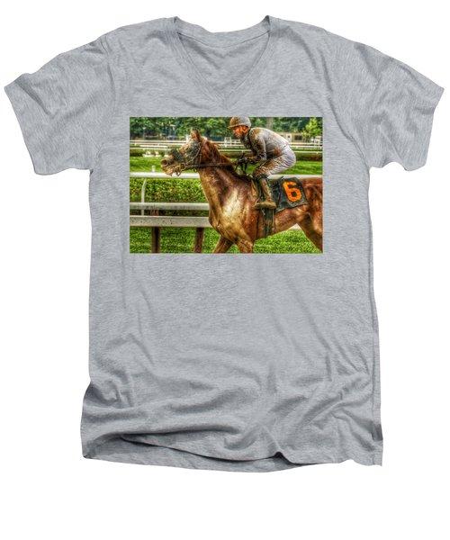 After The Mud Men's V-Neck T-Shirt