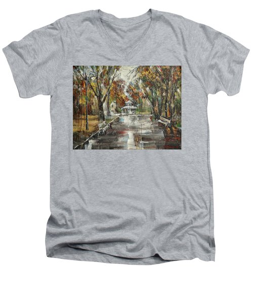 After The Rain IIi Men's V-Neck T-Shirt