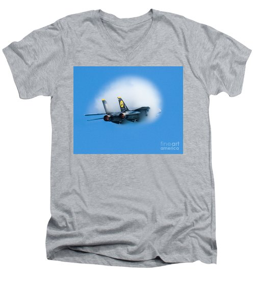 Afterburners Ablaze Men's V-Neck T-Shirt