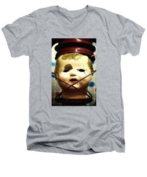 Afterlife 2 Men's V-Neck T-Shirt