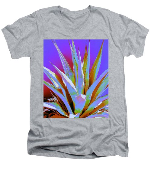 Agave Spirit Men's V-Neck T-Shirt