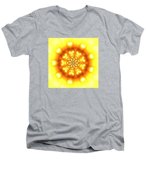 Ahau 9.3 Men's V-Neck T-Shirt