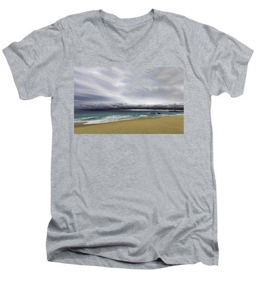 Ahead Of Sandra Men's V-Neck T-Shirt