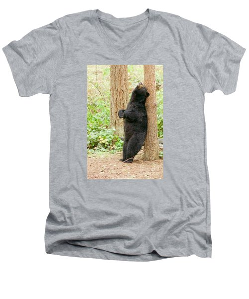 Ahhhhhh Men's V-Neck T-Shirt