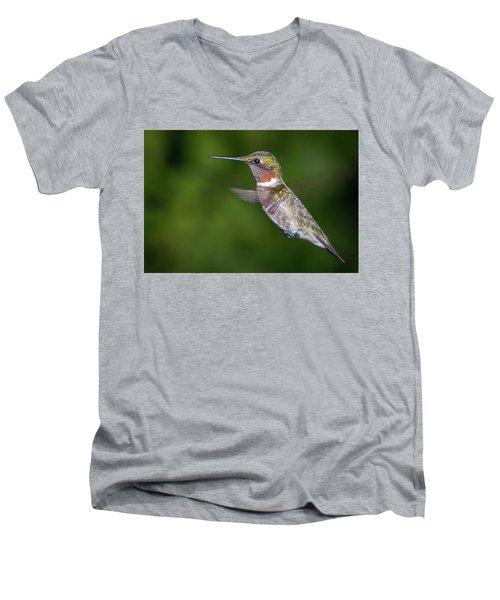 Ain't I Cute Men's V-Neck T-Shirt