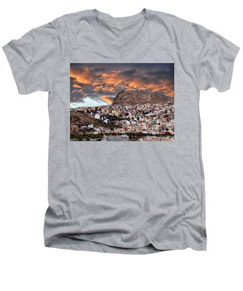 Al Hoceima - Morocco Men's V-Neck T-Shirt