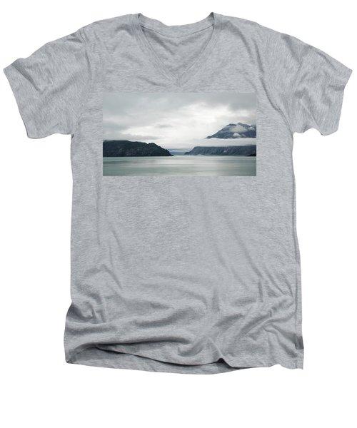 Alaska Waters Men's V-Neck T-Shirt