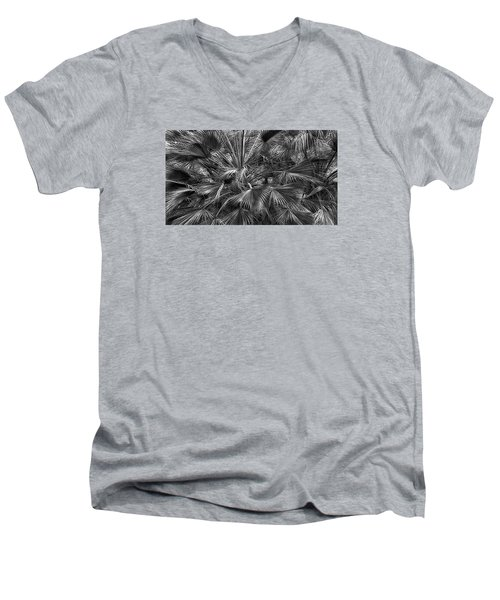 All About Textures Men's V-Neck T-Shirt