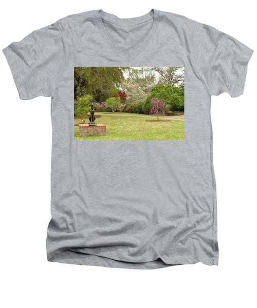 All Kinds Of Dogs Men's V-Neck T-Shirt