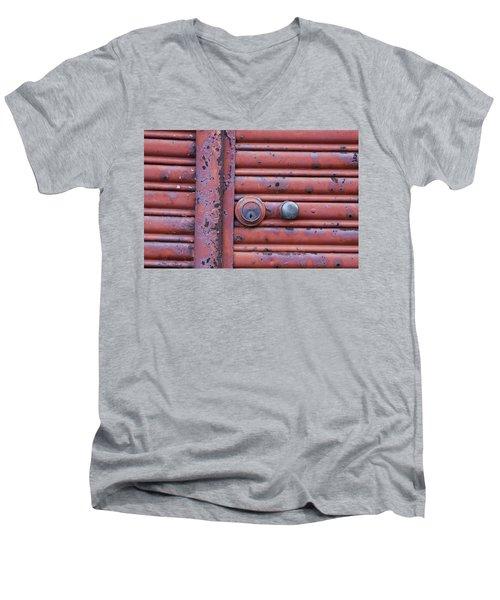 All Locked Up Men's V-Neck T-Shirt