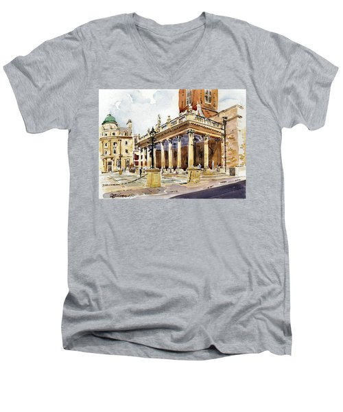 All Saints Church Northampton Men's V-Neck T-Shirt
