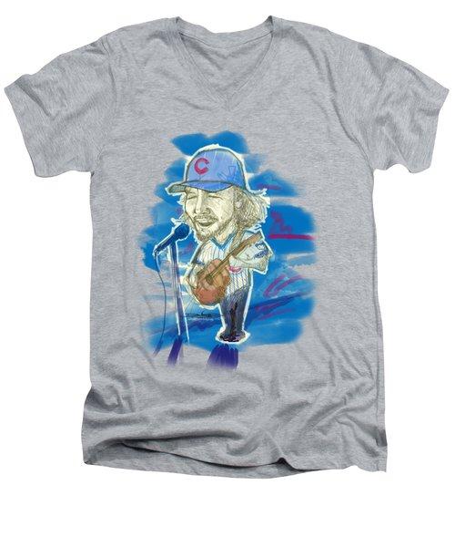 All The Way Men's V-Neck T-Shirt by Doug  Miller II