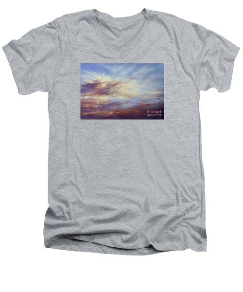All Too Soon Men's V-Neck T-Shirt