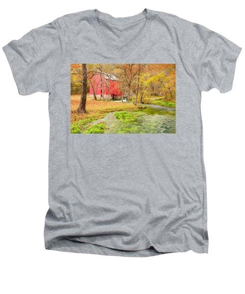 Alley Spring Men's V-Neck T-Shirt