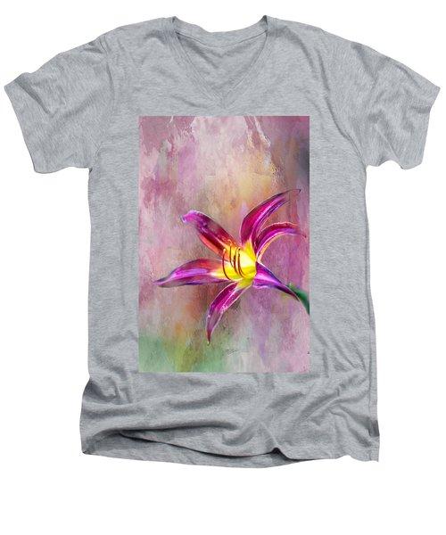 Almost Spring Men's V-Neck T-Shirt