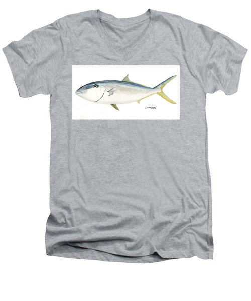Amberjack Men's V-Neck T-Shirt