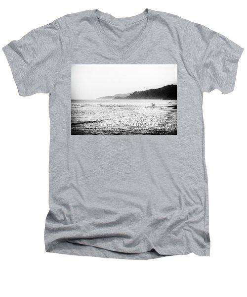 Ambitious Men's V-Neck T-Shirt