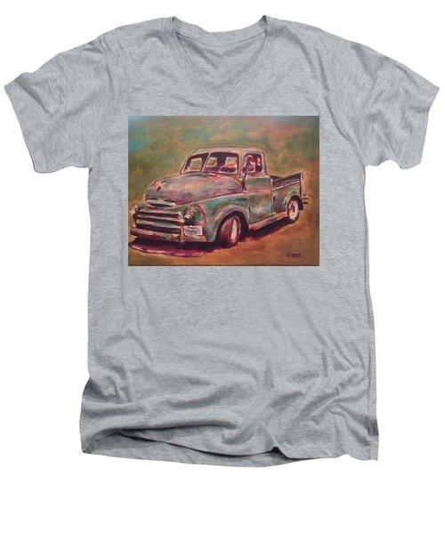 American Classic Men's V-Neck T-Shirt