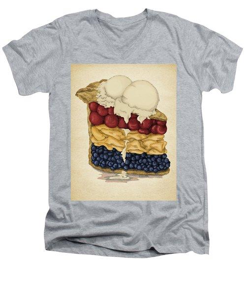 American Pie Men's V-Neck T-Shirt