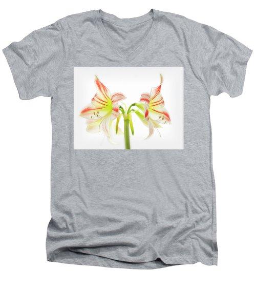 Amorice Men's V-Neck T-Shirt