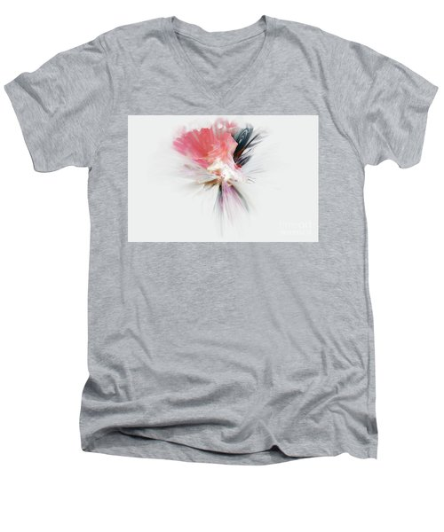 An Aroma Of Grace Men's V-Neck T-Shirt by Margie Chapman