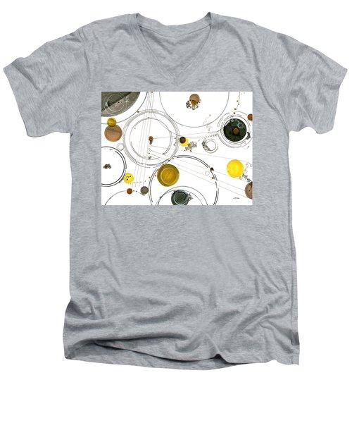 An Astronomical Misunderstanding Men's V-Neck T-Shirt