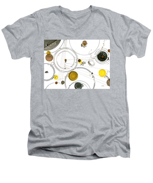 An Astronomical Misunderstanding Men's V-Neck T-Shirt