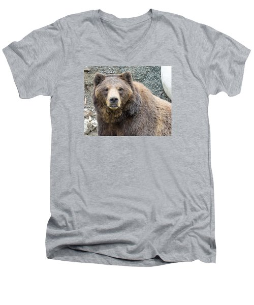 An Eye On You 2 Men's V-Neck T-Shirt