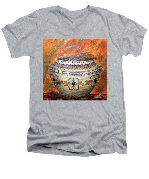 Ancestors Men's V-Neck T-Shirt