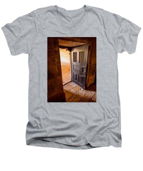 Ancient Door Men's V-Neck T-Shirt