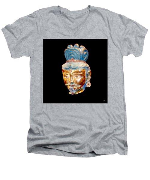 Ancient Warlord Men's V-Neck T-Shirt