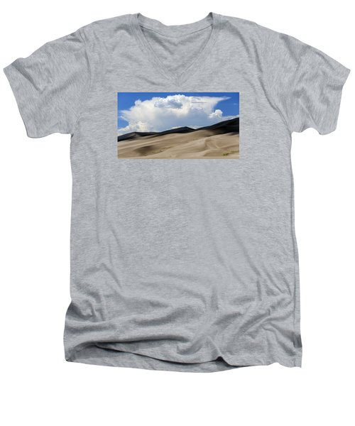 And Then The Storm Men's V-Neck T-Shirt