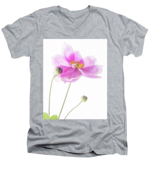 Anemone Babies  Men's V-Neck T-Shirt
