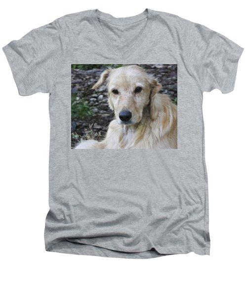 Angel A Rescue #2 Men's V-Neck T-Shirt
