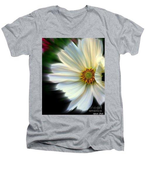 Angelic Men's V-Neck T-Shirt