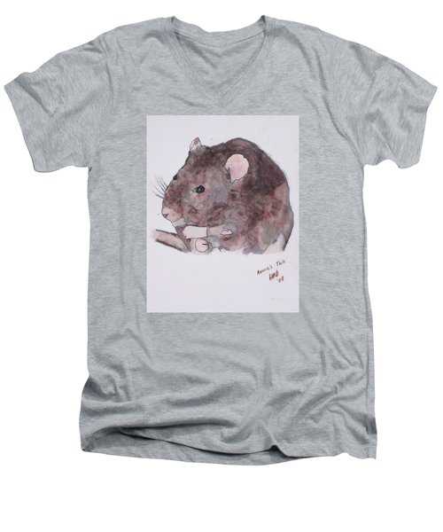Annie's Tale Men's V-Neck T-Shirt