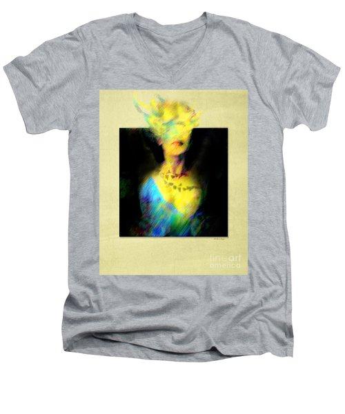 Anonymity Men's V-Neck T-Shirt