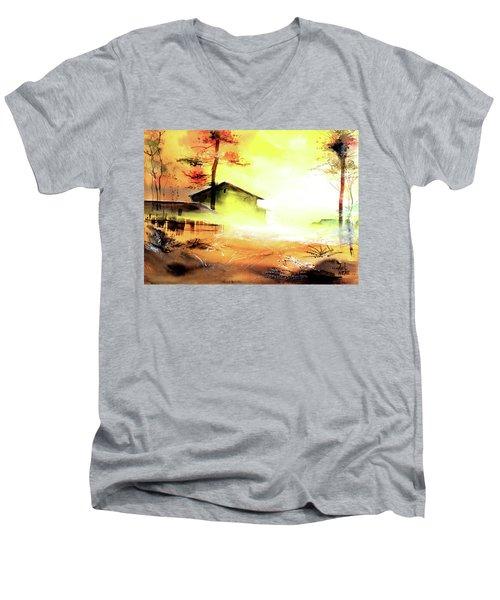 Another Good Morning Men's V-Neck T-Shirt