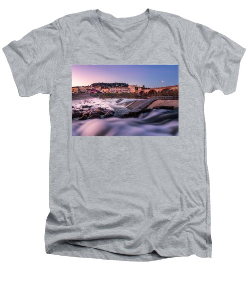 Another Point Of View Men's V-Neck T-Shirt