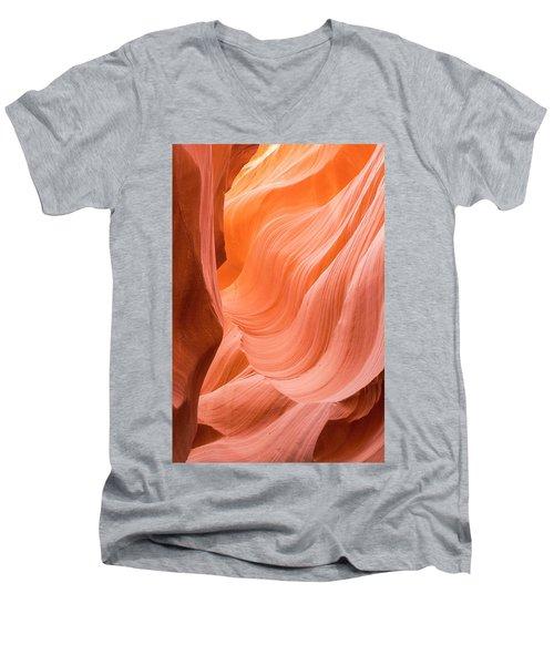 Antelope Canyon  Men's V-Neck T-Shirt