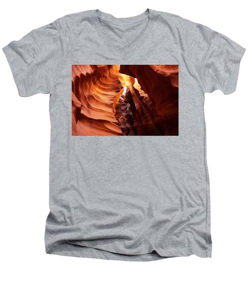 Antilope Canyon Men's V-Neck T-Shirt