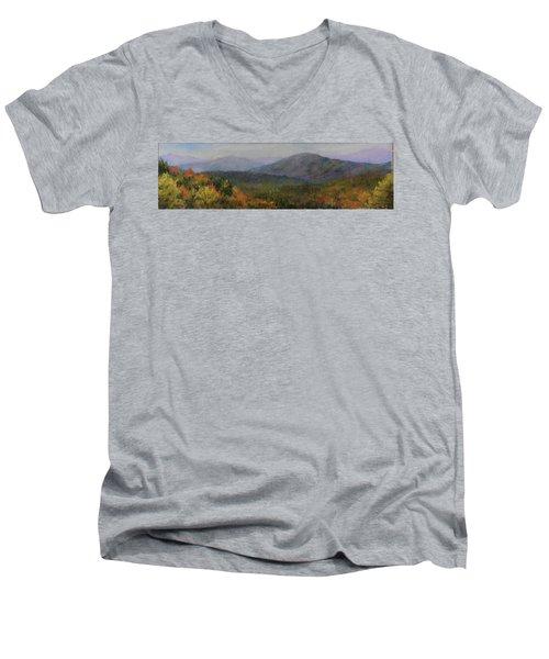 Appalachian Fall Men's V-Neck T-Shirt